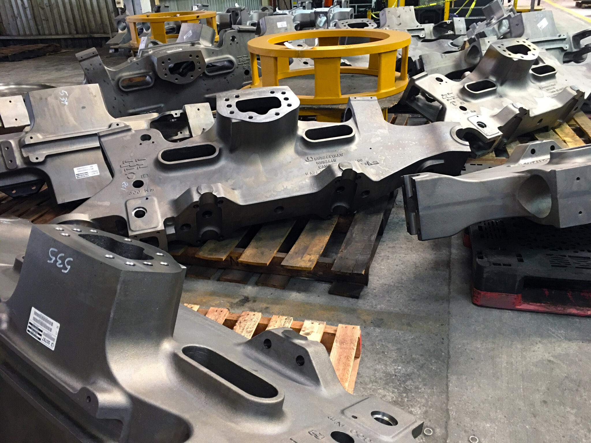 machined castings foundry mexico